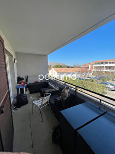 SALON DE PROVENCE - APPARTEMENT T2 + PARKING + TERRASSE - 36,74 m2 3/6