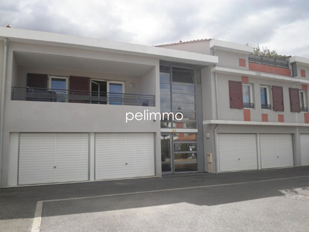 SALON DE PROVENCE - APPARTEMENT T2 + PARKING + TERRASSE - 36,74 m2 5/6