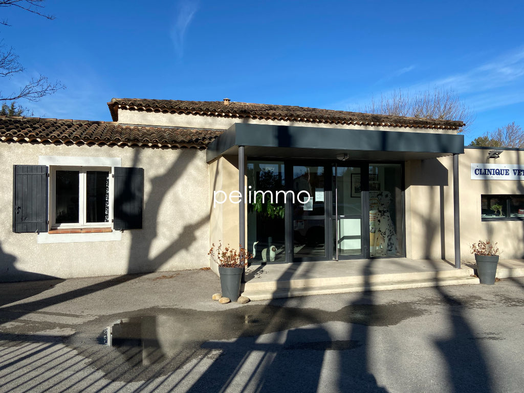PELISSANNE - LOCAL COMMERCIAL OU PROFESSIONNEL - 127 m2 1/6